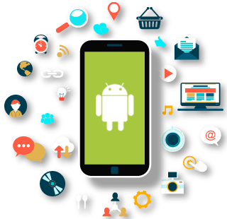 4a6b1a53b778ed Android App Development Company | Mobile App Development in Bhopal, India